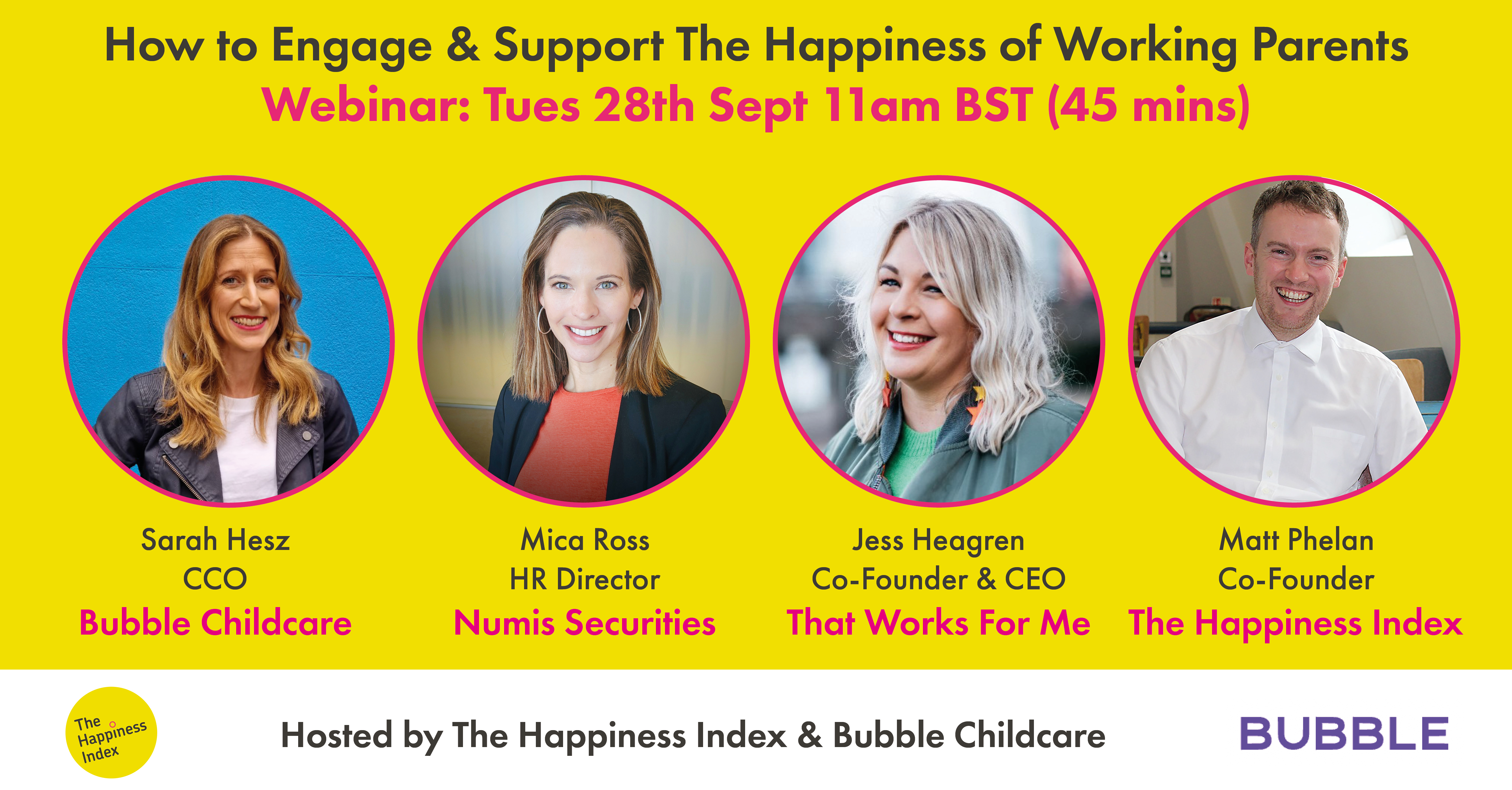 How to Engage & Support The Happiness of Working Parents  (1)